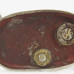 UK HAW CAP A63½ Nickel-Plated (3)